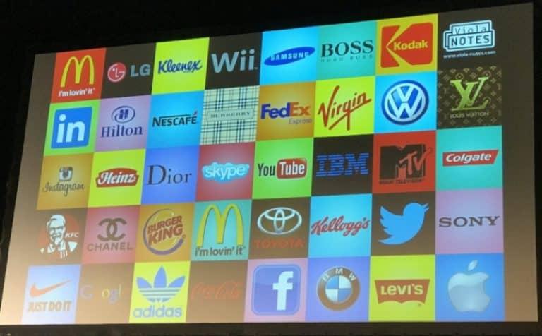 Unternehmen Logos