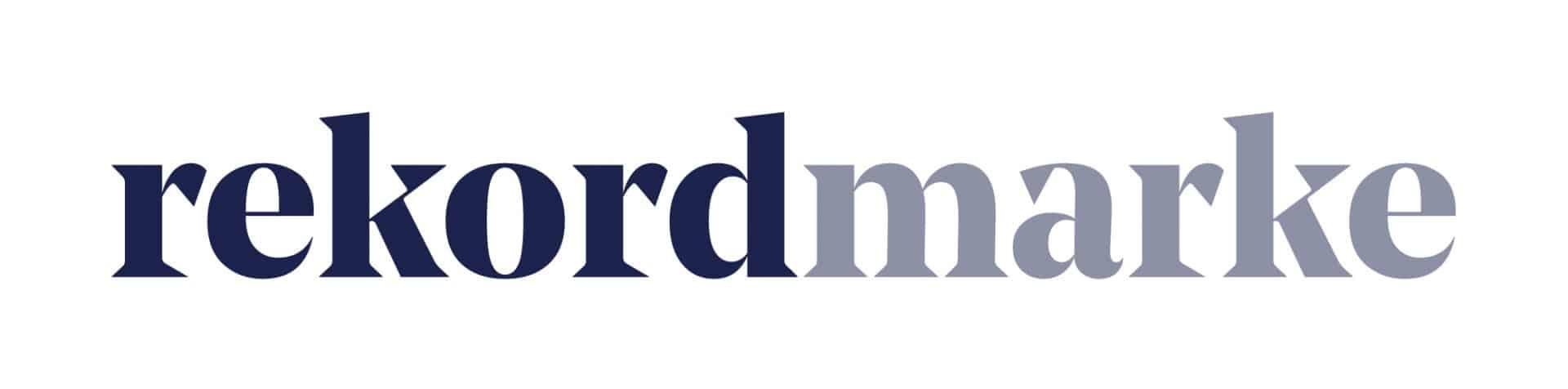 rekordmarke logo normal