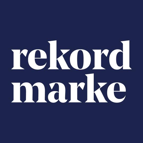 rekordmarke Logo für Beiträge